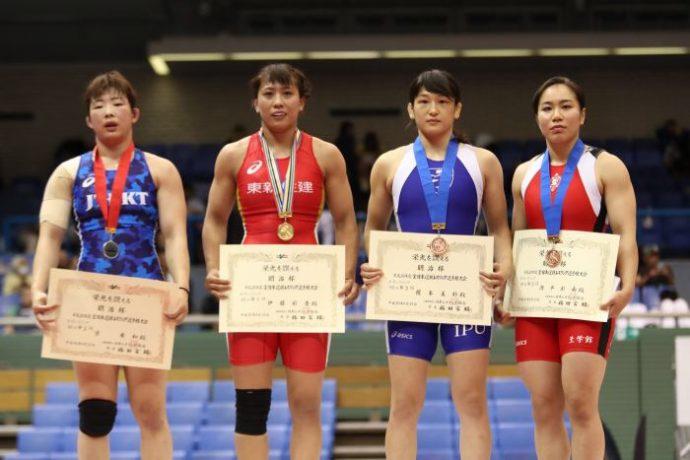 榎本、全日本2大会連続の3位入賞!~全日本選抜選手権~ | IPU・環 ...
