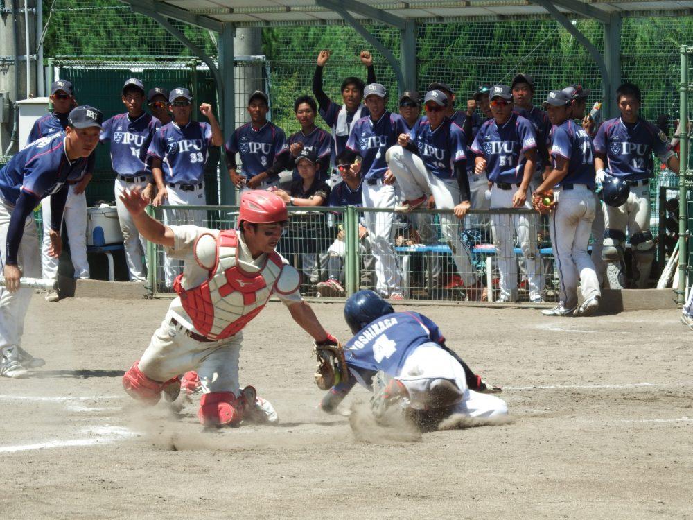 投手戦を制し、暑さに打ち勝ち、西日本制覇!!